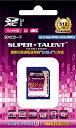 [SUPER TALENT] 安心の3年保証 SDXCカード 512GB ハイスピード Class10 UHS-I対応 ST12SU1P