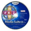 【CyberLink】 ブルーレイ再生/書込対応 CyberLink Media Suite 8 OEM版