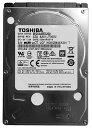 TOSHIBA 東芝 2.5インチ 2TB HDD SATA 6Gb/s 5400rpm 128MB 512e 9.5mm厚 MQ04ABD200 バルク品