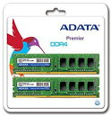 ADATA エーデータ PC4-19200 DDR4-2400 32GB(16GB x 2) デスクトップ用メモリ 288pin Unbuffered DIMM 1.2V AD4U2400316G17-D