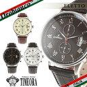 【Orobianco】オロビアンコ タイムオラ メンズ ウォッチ 腕時計 時計 クロノグラフ ELETTO エレット クォーツ レザーベルト 革ベルト OR-0040