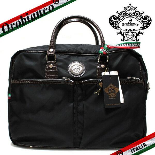 【OROBIANCO】オロビアンコ DOTTINA-E ビジネスバッグ ブリーフケース メ…...:arcole:10005560
