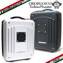 【OROBIANCO】オロビアンコ キャリーバッグ TecknoMonster G11 テクノモンスター キャリー スーツケース 旅行 トラベル トロリーバッグ TK-JT-G-G11-T ブラック シルバー 【あす楽対応】