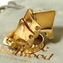 【送料無料】ヴィヴィアン リングが特価!【Vivienne Westwood】ヴィヴィアン ウエストウッド リング 指輪 アーマーリング ゴールド 指輪 【smtb-MS】【送料無料-0705】