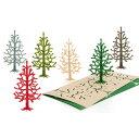 Lovi(ロヴィ)ミニクリスマスツリー Momi-no-ki 12cm / 北欧 クリスマスツリー 【メール便 ゆうパケ可】