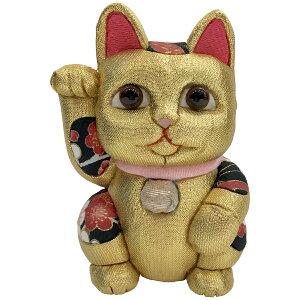 【クーポンあり】柿沼東光 招き猫 大 風水 金 | 伝統