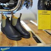 ブランドストーン ボルタンブラック スムースレザー Blundstone BS800 Voltan Black/Olive Smooth Leather サイドゴア ブーツ サイドゴアブーツ メンズ 男性