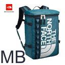 ザ ノースフェイス NM81630 送料無料  BCヒューズボックス The North Face BC Fuse Box 30L nm81630 (MB)モンテリーブルー リュック バックパック 大学生 高校生 女子高生 新社会人 フレッシャーズ パソコン収納 タブレット