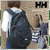 ヘリーハンセン 秋新作 スカルティン30 ブラック リュックサック リュック 鞄 バッグ アウトドア HELLY HANSEN Skarstind 30 30L K  HOY91401