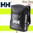 ヘリーハンセン マップバッグ ブラック  リュックサック  リュック  鞄 バッグ アウトドア HELLY HANSEN Map Bag K HY91358