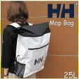ヘリーハンセン マップバッグ ホワイト リュックサック  リュック  鞄 バッグ アウトドア HELLY HANSEN Map Bag W white HY91358