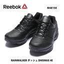 REEBOK レインウォーカー ダッシュ DMXMAX 4E ブラック/グラベル/フラットグレー M48150 リーボック Rainwalker Dash DMXMAX 4E Black/Gravel/Flat Grey メンズ ウォーキングシューズ 靴