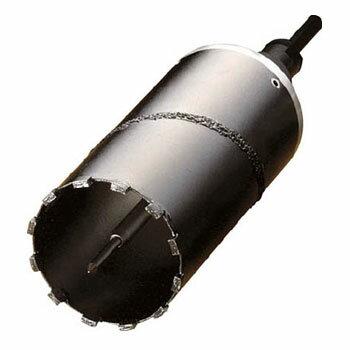 ハウスBM ドラゴンダイヤコアドリル 刃径120mm RDG120 ふかい