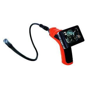 日動 カラー液晶モニター付工業用内視鏡 ファイバースコープ IES35-3