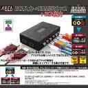 【訳あり箱潰れ特価】AREA アップスキャンコンバーター 分配機能 RCA入力からHDMI出力X2へ変換 SD-UPCBH2(UPPER JUNCTION)【送料無料】