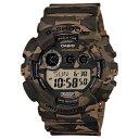 【逆輸入品】【箱訳あり】 カシオ CASIO 腕時計 G-SHOCK ジーショック GD-120CM-5 メンズ カモフラ 箱訳あり 海外モデル