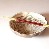 【小鹿田焼 7寸 梅鉢 飛びかんな】テーブルウェア 食器 中鉢 和食器 おんた焼き 飛びかんな ギフト■ あす楽■ ラッピング無料