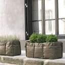 【BACSAC バッグサック BC-302 バッグロング3 110L】鉢 グリーン 植木鉢 ガーデン ギフト■ 送料無料■ あす楽■ ラッピング無料