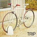【TRIP 自転車スタンド】自転車 スタンド 陶器製 サイクルスタンド 信楽焼 CACHICOCHI■ 送料無料■ メーカー直送品■ ラッピング不可