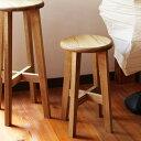 【松野屋 日本の丸椅子 小】椅子 スツール STOOL 木製 手作り 職人 日本製 敬老の日■ 送料無料■ あす楽