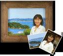 【RCP】【送料無料】技法が選べるオーダーメイド油絵 人物一人 額縁付き 絵画サイズ: 50 x 60cm【絵画:油彩画】