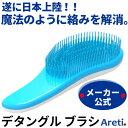 【送料無料 あす楽】アレティ デタングル ブラシ 673/絡まない 美髪 スカルプケア ヘアブラシ 05P03Dec16