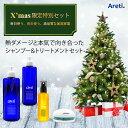 Areti アレティ クリスマス限定セット 【ヘアブラシ・シ...