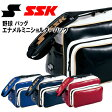 エスエスケイ 野球 バック エナメルミニショルダーバッグ BA4000 スポーツバッグ SSK