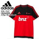 アディダス メンズ ラグビーウェア CRUSADERS パフォーマンスTシャツ BCA73 adidas