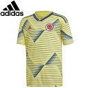 アディダス レプリカシャツ ジュニア レプリカユニフォーム コロンビア代表ホームユニフォーム ユニフォーム サッカー 130-160 adidas FLY28