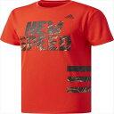 アディダス adidas 野球 ソフトボール Tシャツ メンズ 野球 ソフトボール用ウェア NEW SPEED ニュースピード Tシャツ DUU49コアRED S17