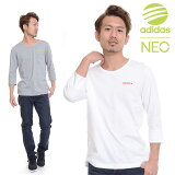 ���adidas (���ǥ�����) ���ݡ��ĥ��ѥ�� T����� DDO78 ST 3/4 ����� ��ʬµ ���롼�ͥå� �ȥåץ� 7ʬµ NEO �ڥ��