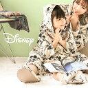 ディズニー公式 着る毛布 子供用 110 かわいい ワンピース パジャマ ルームウェア キッズ 子供 女の子 男の子 ガールズ ボーイズ ロング もこもこ 可愛い おしゃれ 冬 フード付き MOCOA