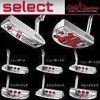 【2014年モデル】スコッティキャメロン セレクト パター シリーズ 【SCOTTY CAMERON SELECT】 (golf/男性/golf/クラブ/メンズ/titleist/ゴルフクラブ/楽天)【あす楽対応】