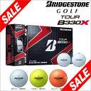[送料無料] ブリヂストンゴルフ TOUR B330X ボール
