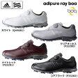 [2016年モデル] アディダス メンズ adipure ray Boa (アディピュア レイ ボア) ソフトスパイク ゴルフシューズ  【あす楽対応】 [有賀園ゴルフ]
