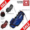 オジオ OZONE スタンド キャディバッグ 125032 【あす楽対応】 [2016年モデル] [有賀園ゴルフ]