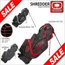 オジオ SHREDDER スタンド キャディバッグ 125039 【あす楽対応】 [2016年モデル] [有賀園ゴルフ]
