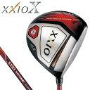 ダンロップ メンズ XXIO X TEN ゼクシオ 10 テン ドライバー (レッド) MP1000 カーボンシャフト 2018年モデル 有賀園ゴルフ