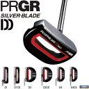 PRGR プロギア Silver Blade シルバーブレード DD パター [2019年モデル] [有賀園ゴルフ]