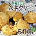 ただ今、出荷中11月上旬〜発送予定山採りきのこムキタケ500g(大小バラ詰め)※送料別(クール便)