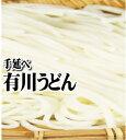 【送料込】【ご自宅用】手延べ有川うどん3束(9食 )(麺のみ...