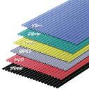 ※代引不可※【10枚セット】軽量ポリカ波板6尺NIPC-605イエロー・クリア・グリーン・ブラック・ブルー・ブロンズ・ホワイト・レッドアイリスオーヤマポリカーボネート板ポリカーボネート板屋根材波板屋根材板壁材軽量壁材 P01Jul16