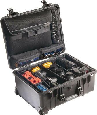 【PELICAN】PELICAN 1560SC 560×455×265 1560SCBK[PELICAN ケース作業用品工具箱・ツールバッグプロテクターツールケース]【TN】【TC】 P01Jul16 税込5,000円以上ご購入で送料無料!