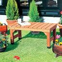 ベンチ BN-1200送料無料 木製ベンチ ガーデンチェア ガーデンベンチ 庭 ベランダ テラス アイリスオーヤマ アイリス