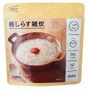 【B】IZAMESHI 梅しらす雑炊 635-733非常食 保存食 レトルト 防災 非常食レトルト ...