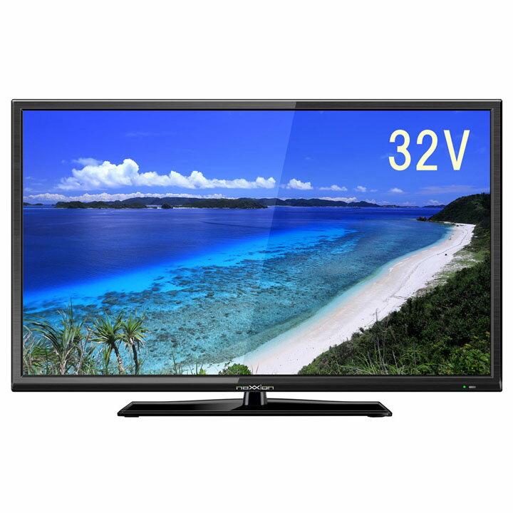 32V型 地上波デジタルハイビジョンテレビ ブラック WS-TV3243BXあす楽対応 送料無料 テレビ 32V型 地デジ ハイビジョン テレビ地デジ テレビハイビジョン 32V型地デジ 地デジテレビ ハイビジョンテレビ 地デジ32V型 ワイルドカード 【D】
