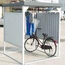 【15日限定★ポイント最大+9倍】万能物置 シルバー DM-7送料無料 物置 小屋 自転車 屋