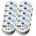 10個セットHI DISC CD-R(データ用)高品質 20枚入 TYCR80YPW20SPX10送料無料 パソコン ドライブ CD-Rメディア CD-R 磁気研究所 【D】