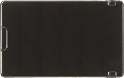 [TRUSCO]TRUSCO 操作盤用フタ TS黒 難燃 5760121001[環境安全用品 冷暖対策用品 スポットエアコン トラスコ中山(株)]【TC】【TN】